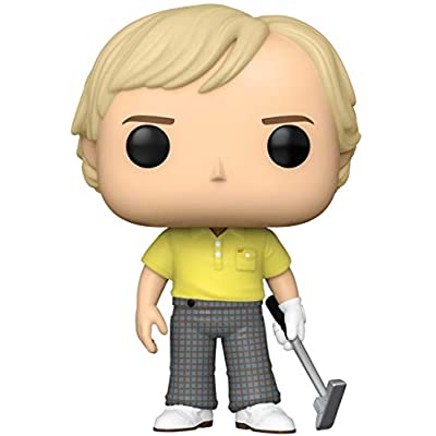 Funko POP! Golf: Jack Nicklaus: Toys & Games