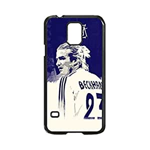David Beckham Real Madrid 23 Unique Diy Skin Custom Hard Durable Case for Samsung Galaxy S5 I9600 Case by mcsharks