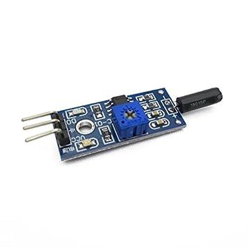 Goliton Sensor de vibración Tipo de módulo normalmente ...