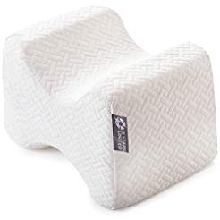 Knee Pillow for Side Sleepers - 100% Mem...