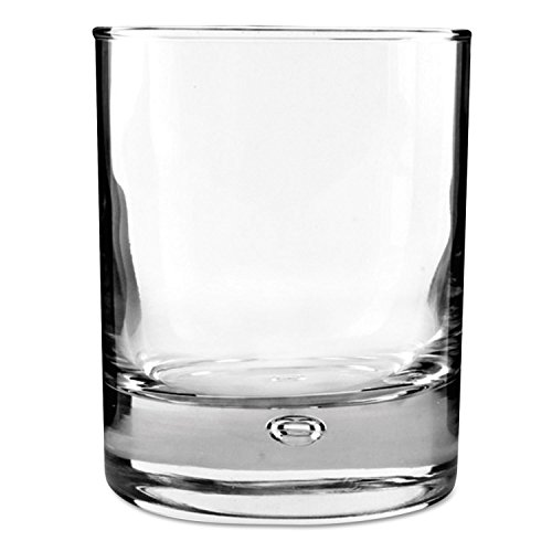 THE ANCHOR HOCKING COMPANY - Disco Old Fashioned Glass, 8 1/2 Oz, Clear, 24/carton ( ANHH054504 ) ( H054504 (Hocking Old Cafe)