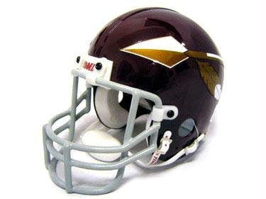 Washington Redskins (1965-69) Authentic Mini NFL Throwback Helmet by Riddell (Nationals Washington Mini Riddell Helmet)
