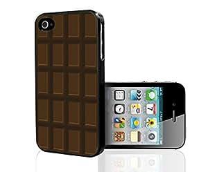 Chocolate Bar Hard Snap on Phone Case (iPhone 4/4s)