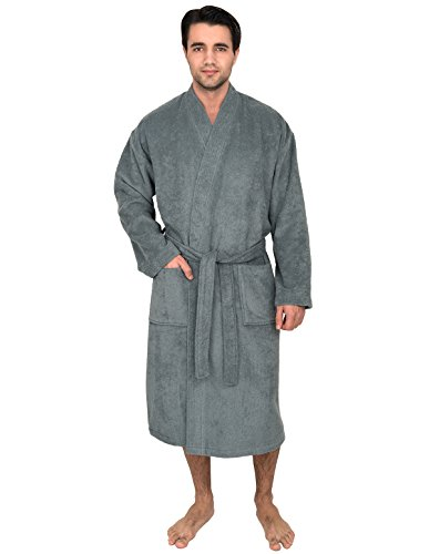 TowelSelections Cotton Kimono Bathrobe Turkey