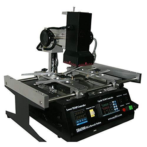 estación de soldadura de rayos infrarrojos ir6500 estación de soldadura A soldador BGA soldadora para Xbox360 PS3 rework Station: Amazon.es: Bricolaje y ...