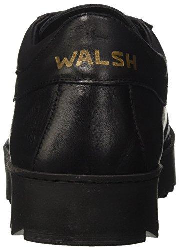 Walsh Midsyle Wrapper Sole, Sneaker a Collo Alto Uomo nero