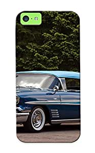 Pinkroses 453621f4158 Case For Iphone 5c With Nice 1958 Pontiac Parisienne Convertible Appearance