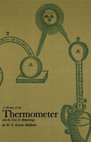 A History of the Thermometer and Its Uses in Meteorology