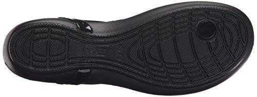 Crocs Isabellatstrap, Mules para Mujer Nero (Black)