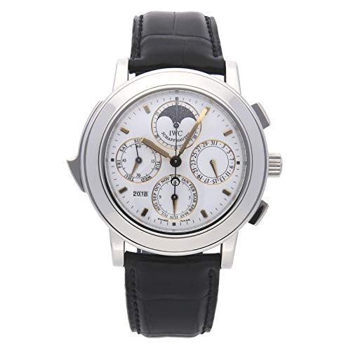 IWC Grande Complication Minute Repeater Perpetual Calendar Limited Edition Platinum Auto 42mm Mens Watch Strap IW3770 (Certified Pre-Owned) -