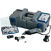 Dremel 400 Series XPR Rotary Tool with 4 Attachments, 70 Accessories and a Deluxe Storage Case