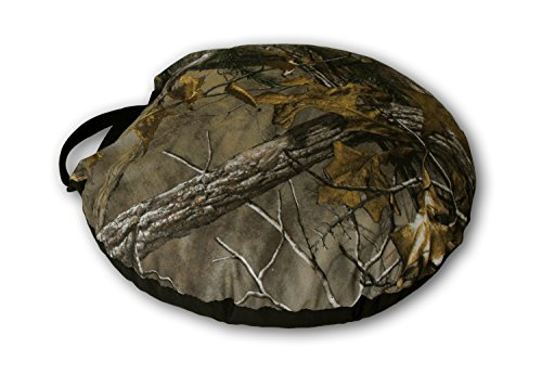 Northeast Products Therm-A-SEAT Heat-a-Seat Insulated Hunting Seat Cushion/Pillow, Realtree Xtra/Black