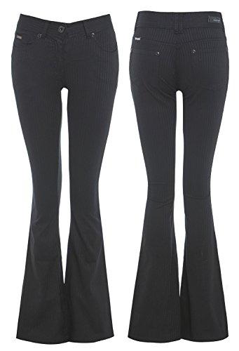 Femme Bootcut Noir 36 bleu Jeans SS7 jean bleu Apq1nO