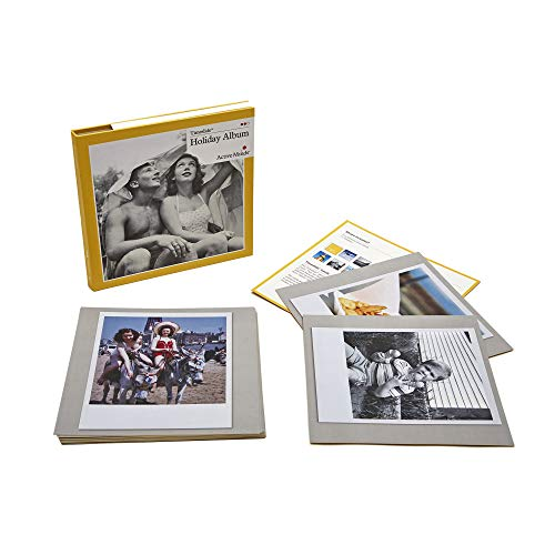 Active Minds Holiday Reminiscence Card Album | Specialist Alzheimers/Dementia Memory Promoting Activity w/ 15 Images
