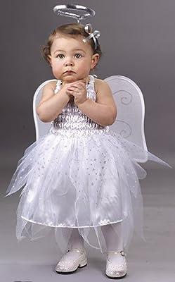 Fun World Disfraz de ángel para bebé: Amazon.es: Juguetes y juegos