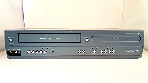 Magnavox DV225MG9 DVD Player and 4 Head Hi-Fi Stereo VCR with Line-in Recording by Magnavox