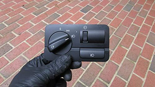 e46 headlight switch - 3