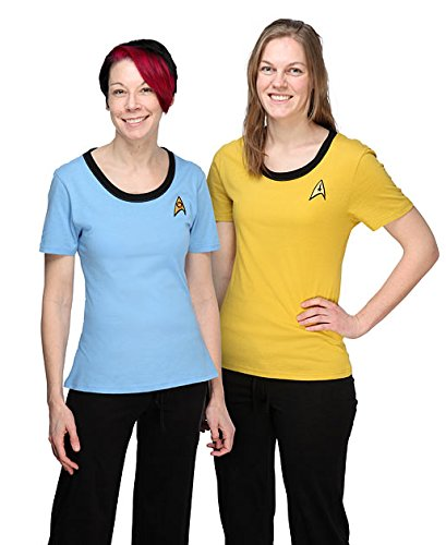 Star Trek Command Junior Pajama Set Small