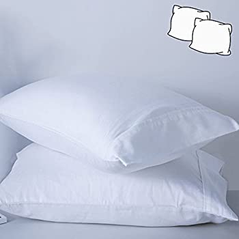 Amazon Com Pillow Cases Standard Size Pillow Insert Cover