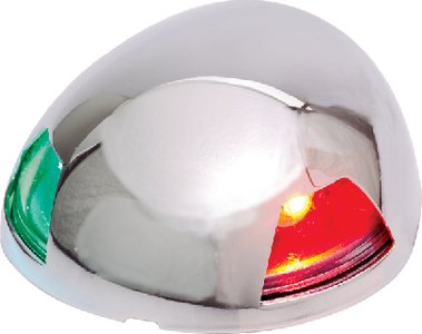 - Sea Dog 4000591; Led Stainless Steel Combo Bow Light 1/Cd