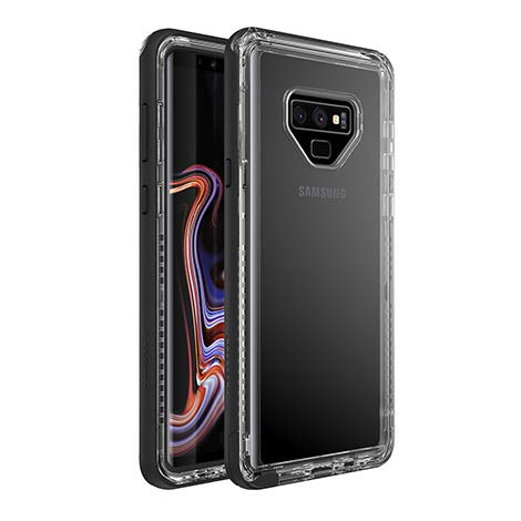 watch 085bd 1398d Life-Proof NËXT Series for Samsung Galaxy Note9 Note 9 Black Crystal