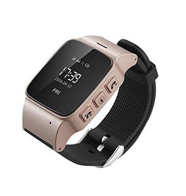 GPS reloj inteligente D99 para niños Ancianos Android ...