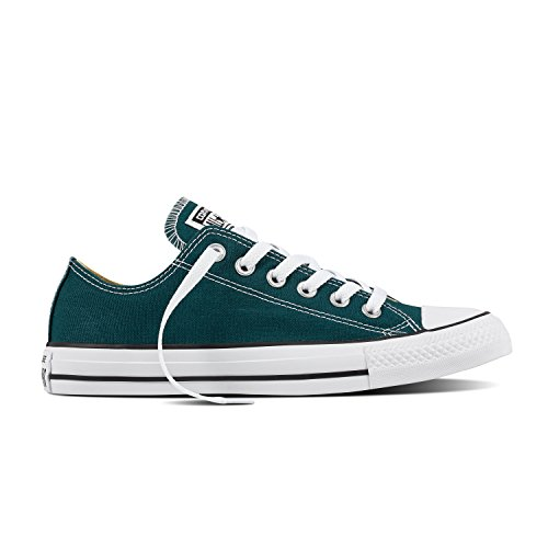 Converse Chuck Taylor All Star Seasonal Colors Low Top Shoe Dark Atomic Teal Men's Size 4/Women's Size - 4 Size Men