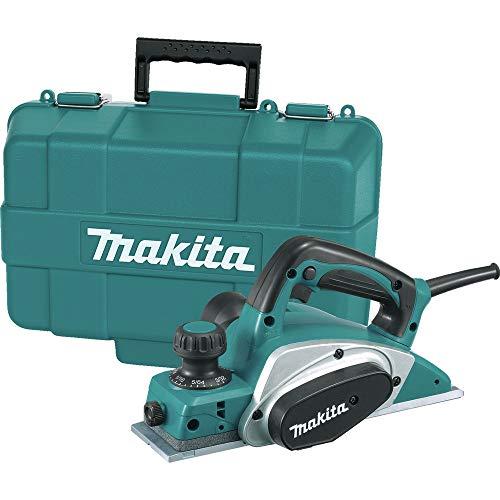 Makita KP0800K-R 6.5 Amp 3-1/4 in. Planer Kit (Renewed)