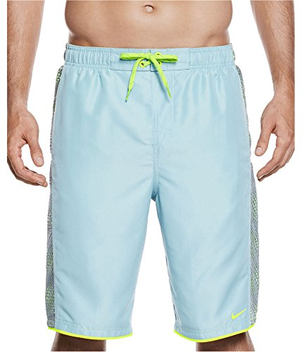 (Nike Mens Fuse Athletic Workout Shorts, Blue,)