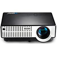ViviBright PRW310 LED Projector,HDTV For Home Theater,1280x800Pixels,2800 Lumens With TV Tuner