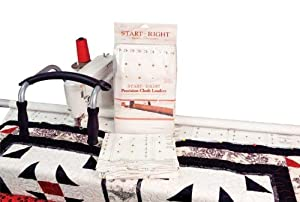 Amazon.com: Grace Frame Start-Right Leader Cloth Quilt Pattern ... : majestic quilt frame - Adamdwight.com