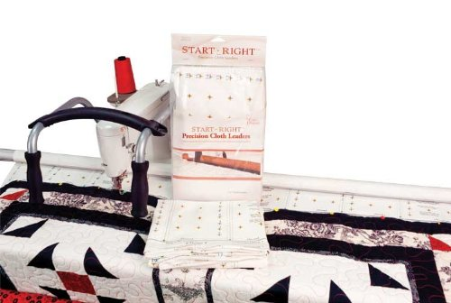 Amazon.com: Grace Frame Start-Right Leader Cloth Quilt Pattern ...