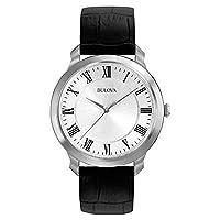 Deals on Bulova 96A133 Mens Dress Watch