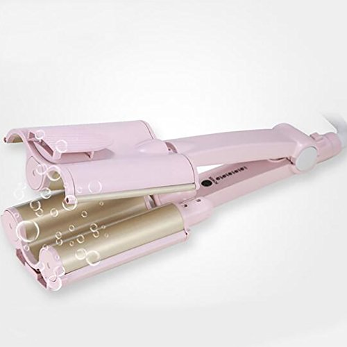 Professional Hot Tools Ceramic Tourmaline Deep Waver Hair Curler,26MM