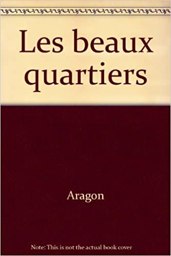 Nouveau livre électronique Les beaux quartiers PDB B00511FD32