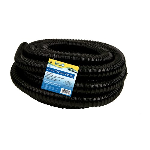 TetraPond Pond Tubing, 1-1/4-Inch Diameter, 20-Feet Length (Waterfall Bio Filter)