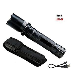 1101-BK Metal Police Stun Gun