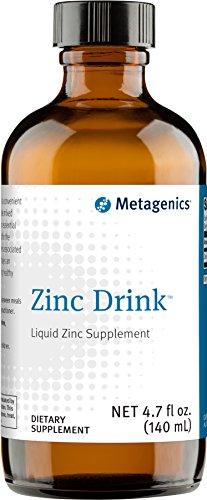 Metagenics Zinc Drink 4 7 Liquid