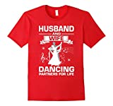 Husband And Wife Dancing Partners For Life T-shirt