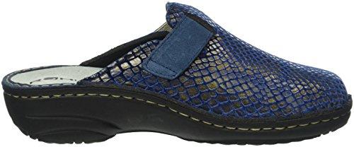 Donna 50 Rohde Cremona Zoccoli Blu blau q8EHX