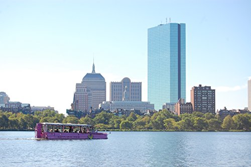 Exciting Duck-Ride for Two in Boston - Tinggly Voucher/Gift Card in a Gift Box