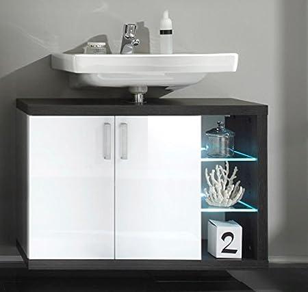 Dreams4home Waschbeckenunterschrank Saray V Schrank Badezimmer