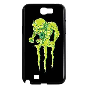 Classic Case Monster Energy pattern design For Samsung Galaxy Note 2 N7100 Phone Case