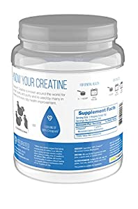 Integrated Supplements 100% Creapure Creatine 200 servings 1000 grams