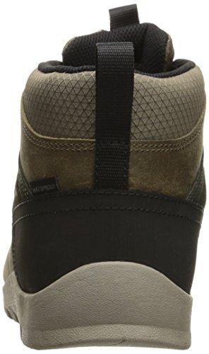Keen - Zapatos de cordones de Piel para hombre marrón BRINDLE/WARM OLIVE BRINDLE/WARM OLIVE