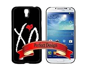 XO Red Heart Galaxy S4 Phone Case