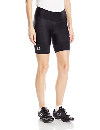 Pearl iZUMi Women's Pursuit Attack Shorts, Black, Large