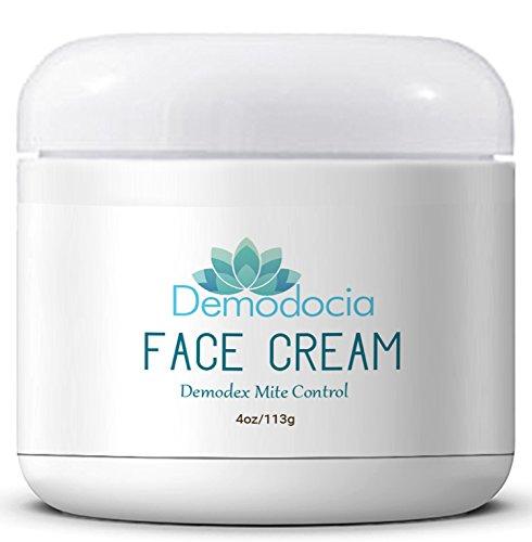 [Demodex Face Cream 4 oz] (Mite Cream)