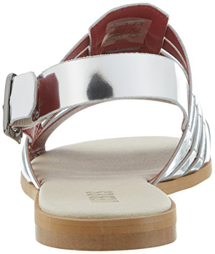 Liebeskind Berlin Ladies Ls172100 Specch Sandali Argento (argento)