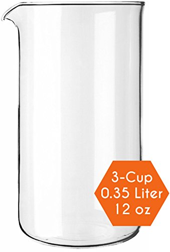 Cozyna Universal French Replacement Beaker